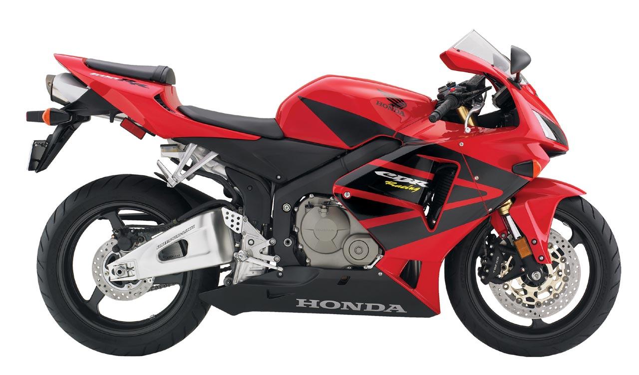 03-06 Honda CBR600RR
